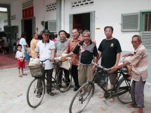 Rotari Club Medan Deli Bagi 2.500 Paket Imlek