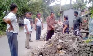 Anggota DPRD Sumut Dapil Medan Brilian Moktar: Pemko Medan Tidak Mampu Awasi Program Pengerukan Parit