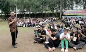 Brilian Moktar: Jadilah Mahasiswa Berkarakter