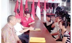 Korban Pemerasan Dua Oknum Polisi Minta Bantuan Hukum PDI Perjuangan Sumut