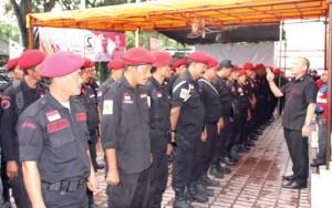 Brilian Moktar Siapkan 3.000 Satgas untuk Pengamanan Pilpres