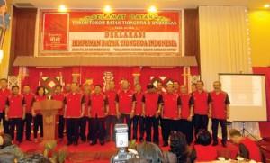 Malam Deklarasi Himpunan Batak Tionghoa (Batin) Tingkatkan Kesejahteraan Bangsa dengan Budaya Kerja Keras